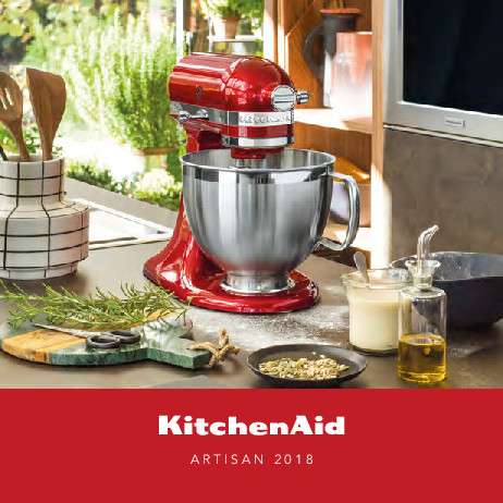 KitchenAid Artisan 2018
